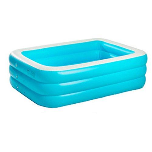 DZW Kinderbecken verdickte aufblasbaren Pool für Erwachsene superhohen Familie Kind Drama Pool Jacuzzi  15011050cm