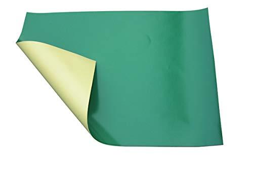 Abdeckung für Pool Winter Blickdicht für Schwimmbecken von 7 x 5 Meter Winterschutzabdeckung aus PVC mit 650 gm2 grünaußenBeigeinnen