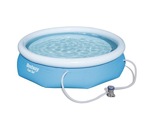 Bestway Fast Set Pool rund blau 305 x 76 cm