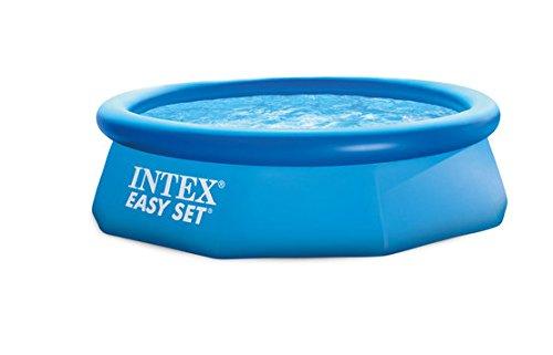 Intex 305x91 cm Swimming Pool Quick-Up Schwimmbecken Schwimmbad Planschbecken