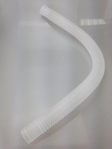 Skimmer-Ersatzschlauch spezielles Ersatzteil passend für alle Oberflächenreiniger von Intex und Bestway Easy und Frame Pools Länge ca 70 cm