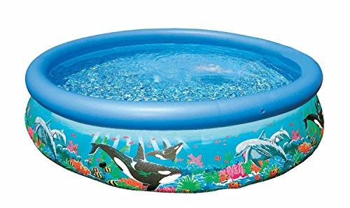 INTEX 54900 - Easy-Set Oceanreef Pool 305x76 ohne Filterpumpe