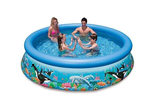 Intex Easy Set Ocean Reef Pool Ø 305 x 76 cm