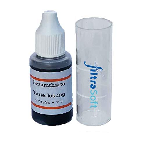 FILTRASOFT Wasserhärte Testset 1x 15 ml inkl Anleitung
