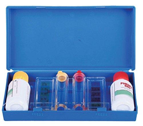 Milliard pH-Chlor-Test-Set für Pool-Wasser Test-Set