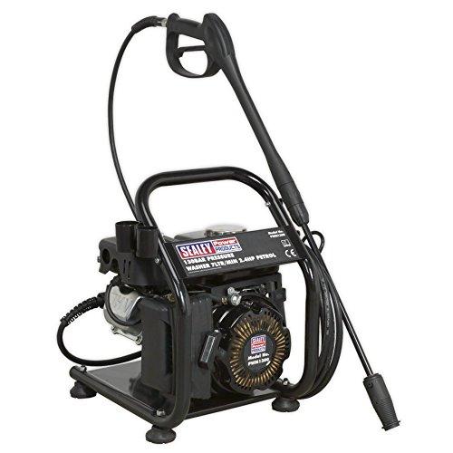 Sealey PWM1300 Benzin-Hochdruckreiniger 130 bar 24 PS