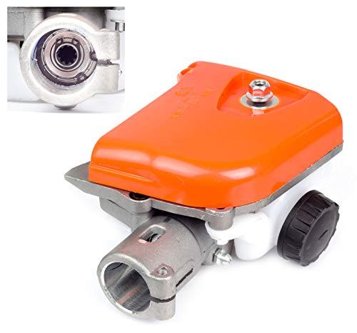 Getriebe für Hochentaster Kettensägenantrieb Multi 4-1 Motorsense 9 Zahn Timbertech Hohe Qualität