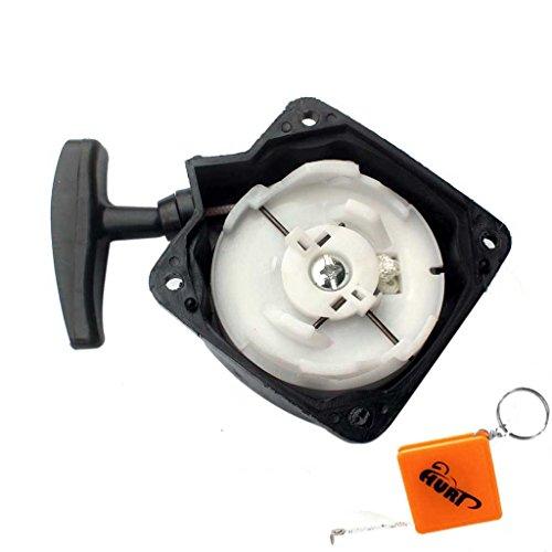 HURI Seilzugstarter  Starter passend für Nemaxx MT52 4in1 Motorsense Heckenschere Hochentaster 3PS 52ccm
