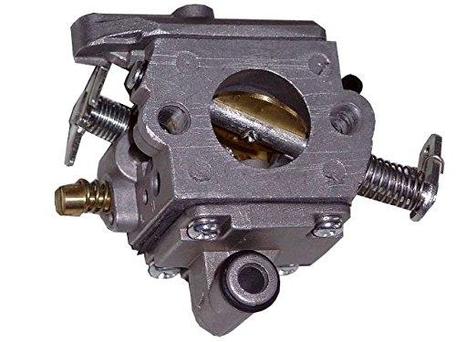 Sägenspezi Vergaser mit Kompensatoranschluss 1 Einstellschraube passend für Stihl 017 MS 170 MS170 baugleich ZAMA