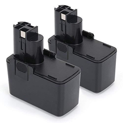 2 Stück REEXBON für Bosch Akku 96V 30Ah Ni-Mh Ersatzakku für Bosch BAT001 2607335035 2607335037 PSR 96 VE PSB 96VES-2 PDR 96 VE PBM 96 VSP-2 GSR 96VES-2 GSB 96 VES-2