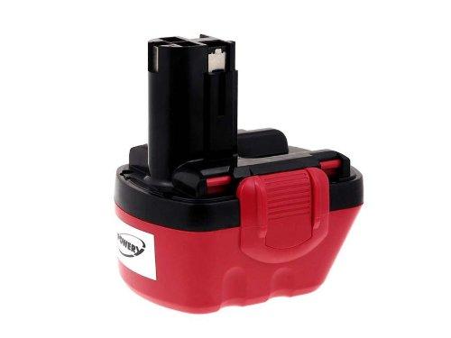 Akku für Bosch PSR 12VE 22607335692 2607335262 2607335542 GSB 12VE-2 GSR 12 VE-2 PAG 12v PSB 12VE-2  12V  NiMH Technologie  3000mAh Kapazität für langes Arbeiten  stabiles Gehäuse  passgenau kompatibel  frische Akkuzellen