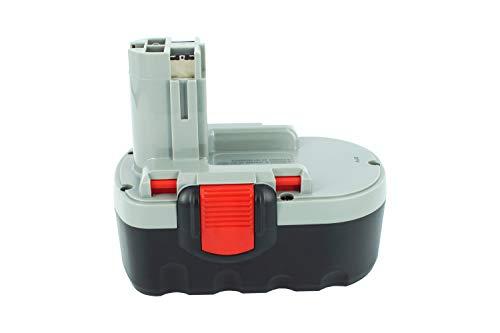 PowerSmart 1500mAh 18V Akku für Bosch 3453-01 35618 3860CK 3860CRK 3860K 3860RK 3870 3870-04 3918 3918B 52318 52318B 53518 53518B GDR 18 V GDS 18 V GDS 18 V-HT GHO 18 V GKS 18 V