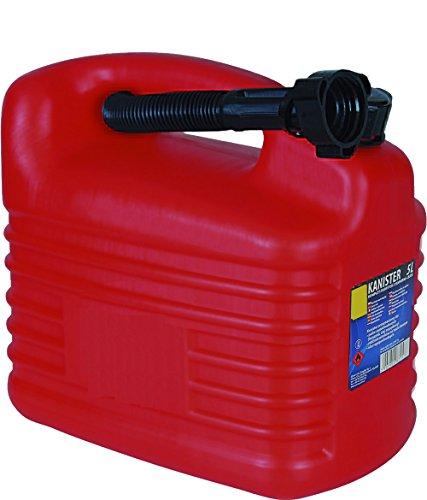 Sena 87257 Benzinkanister 5 L Rot
