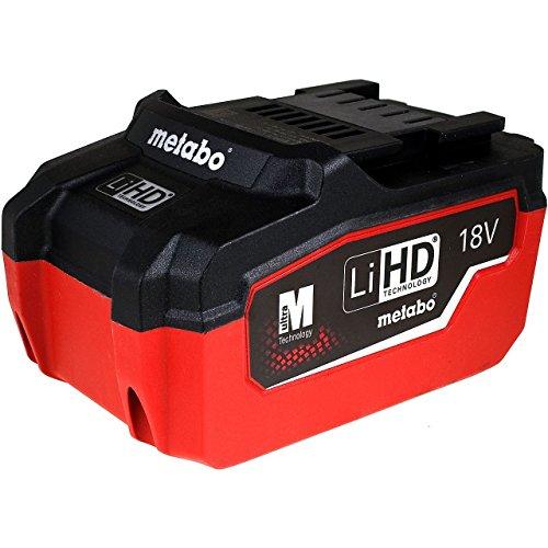 Metabo Akku für Stichsäge STA 18 LTX 140 55Ah Original 18V LiHD