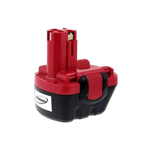 Akku für Bosch Bohrschrauber GSR 12-2 Professional NiMH O-Pack 1500mAh 12V NiMH