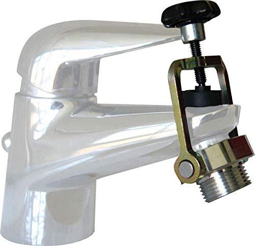 Klemmbarer Wasserhahn Adapter Aqua Aligator 34