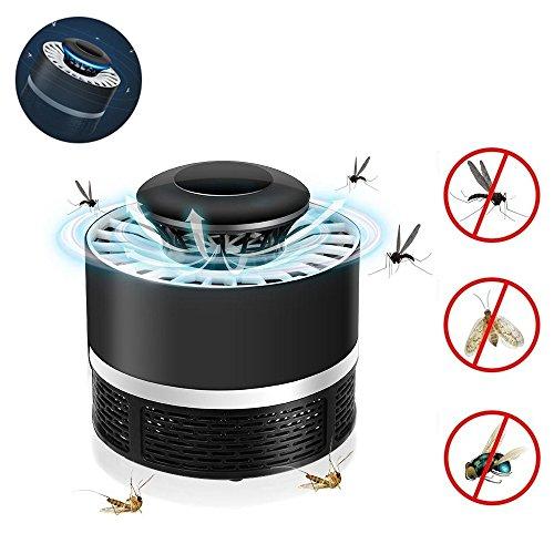 KOBWA Bug Zapper Elektronische Moskito Killer Lampe Moskitofalle Fliegen Killer USB Powered Insektenvernichter für Indoor Outdoor Garten