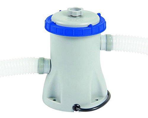 Bestway Filterpumpe Poolreinigung Filter Poolpumpe Pumpe Wasserpumpe 58383