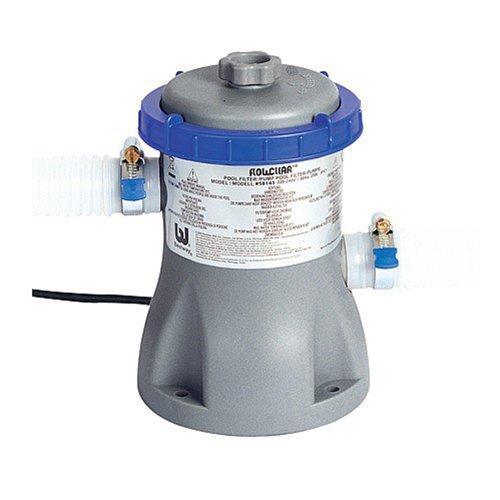 Bestway Flowclear 330galstunde Filter Pumpe  Patrone - Für Schwimmbecken bis zu 37 m