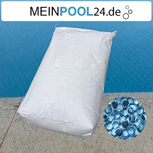MEINPOOL24DE Filterglas für Sandfilteranlagen 04-08 mm
