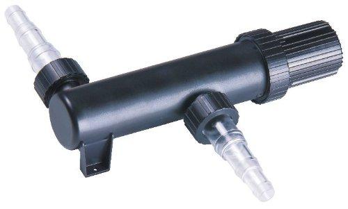 UV-C Wasserklärer 7000 Liter9 Watt MultiMax Edelstahl