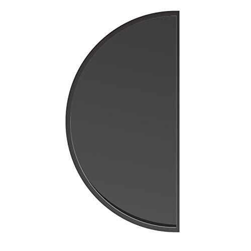 YNNI KAMADO Grillrost 55 cm robust 45 kg halbmondförmig massives Gusseisen TQ25CRP