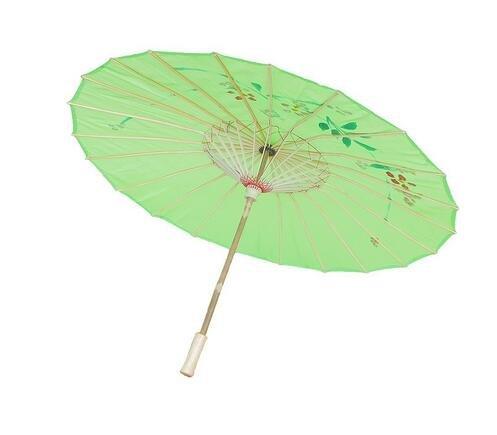 cofco Chinesischer Schirm Frau Hand Made Blumen Dekorative Sonnenschirm Zubehör für Hochzeit Dance
