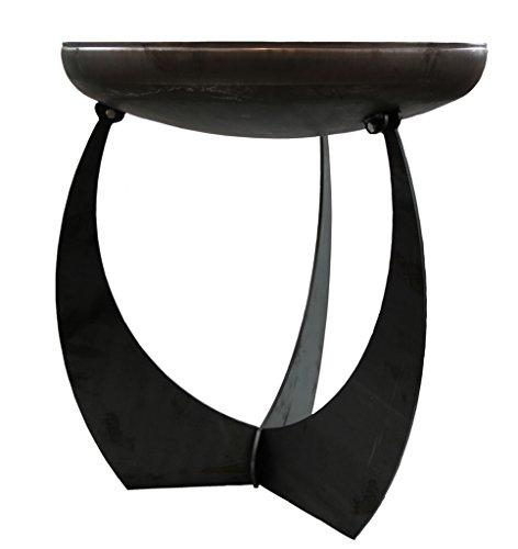 OEM Design Feuerschale Excellent Ø 800 mm 80 cm Füße abnehmbar