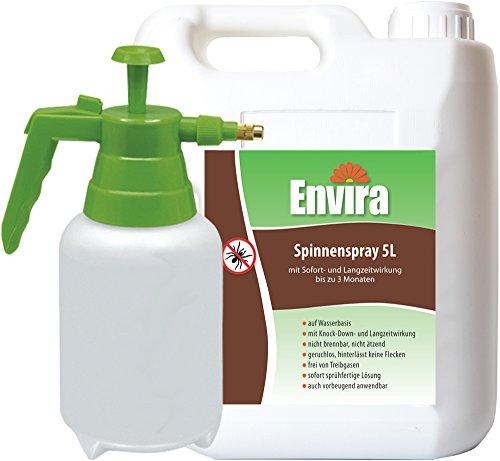 ENVIRA Spinnenabwehr 5Ltr2Ltr Drucksprüher
