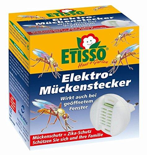Frunol Etisso Elektro-Mückenstecker 1 Gerät  20 Plättchen