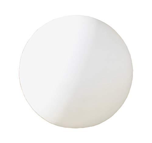 Kugelleuchte Gartenkugel GlowOrb white 56cm Ø 10480